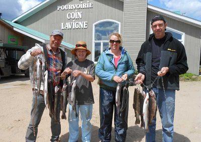 Pourvoirie Coin Lavigne - Pêche - St-Côme - Lanaudière - Qc