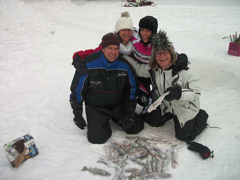 Coin Lavigne Outfitter  - Fishing - Ice Fishing