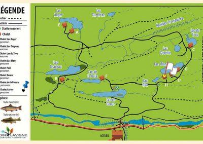 Mappe H Chalet Castor